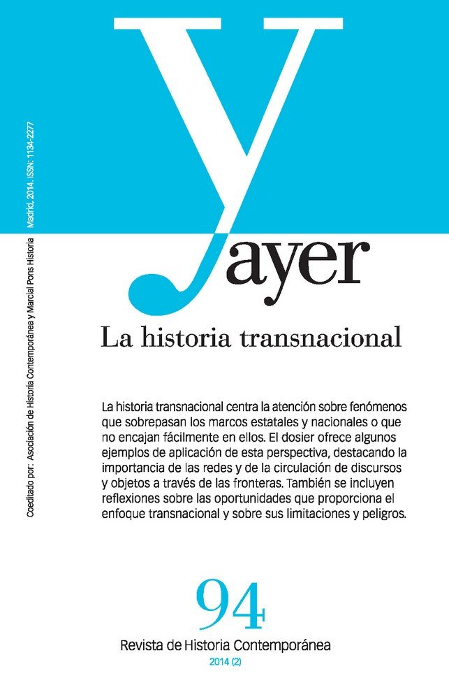 Revista ayer 94 la historia transnacional