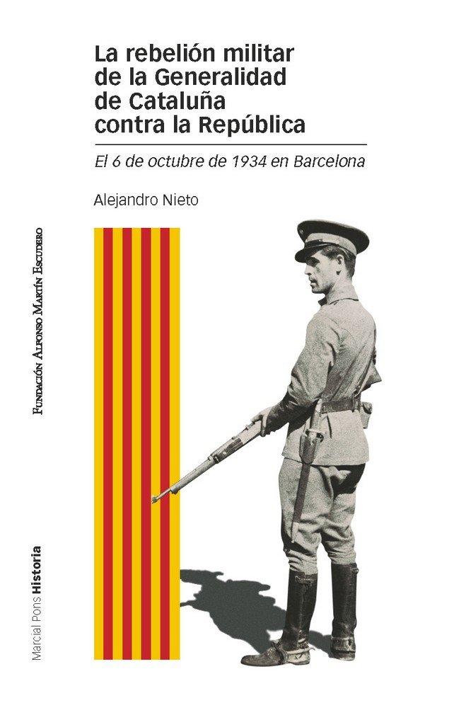 Rebelion militar de la generalidad de cataluña contra la