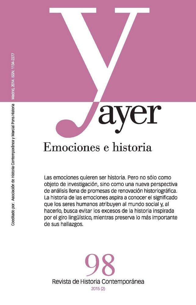 Revista ayer 98 emociones e historia