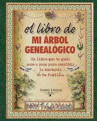 Libro de mi arbol genealogico,el