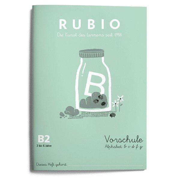 Rubio ei vorschule malen zeichnen b2 (3 a 4 años)