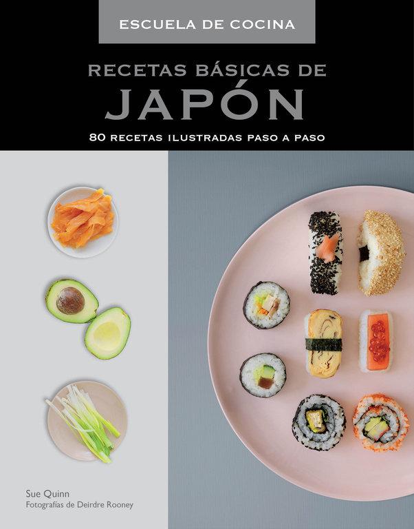 Recetas basicas de cocina japonesa