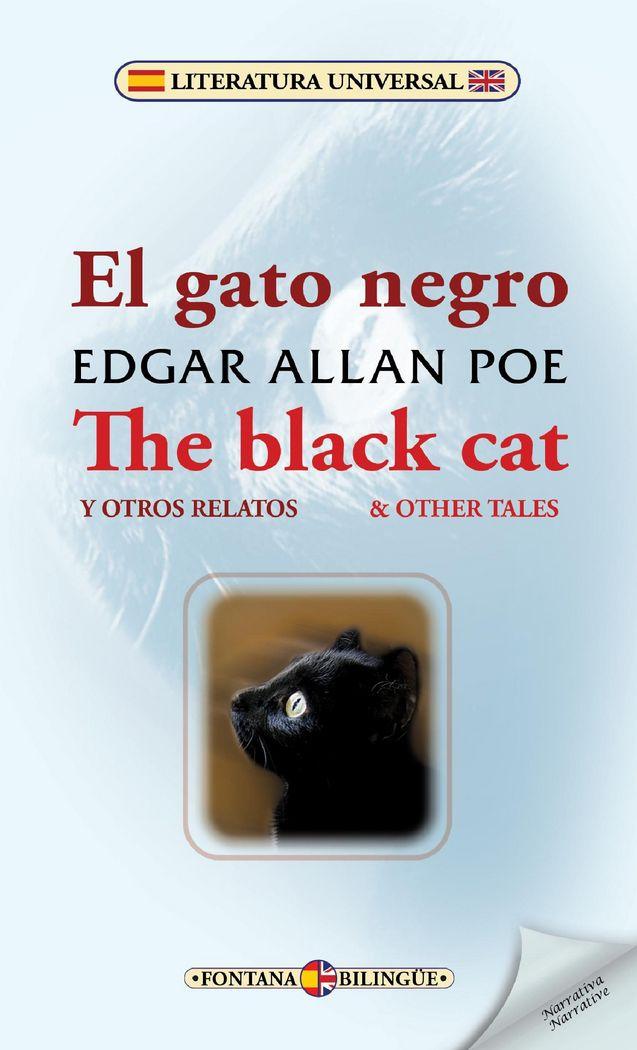 El gato negro the black cat