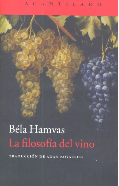 Filosofia del vino,la