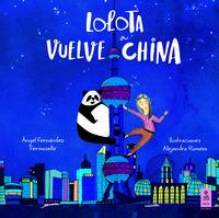Lolota vuelve a china