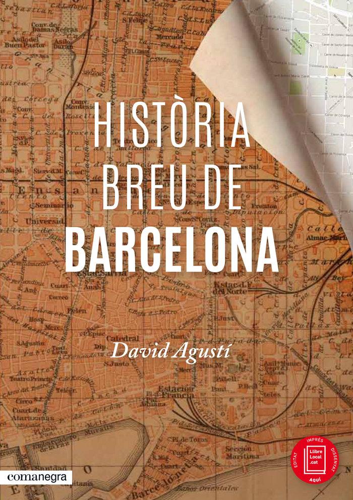 Historia breu de barcelona