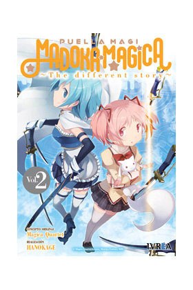 Madoka magica the different story 2