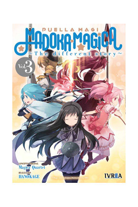 Madoka magica the different story 3