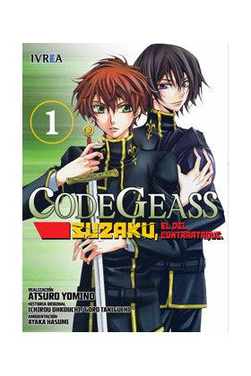 Code geass 1 suzaku el del contraataque