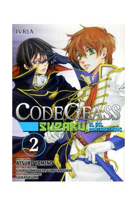 Code geass 2 suzaku el del contraataque