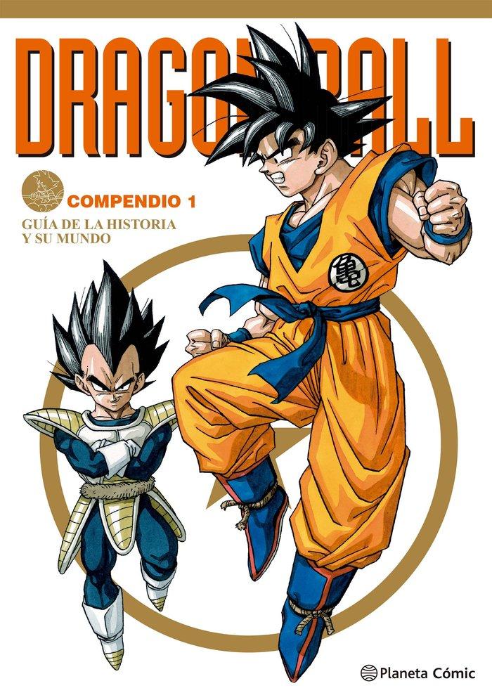 Dragon ball compendio 01/04 (t)