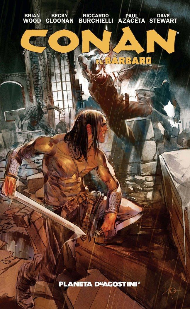 Conan el barbaro 4