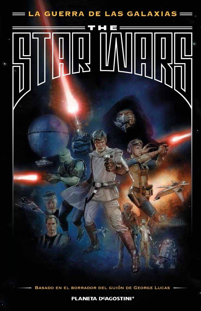 Guerra de las galaxias 1