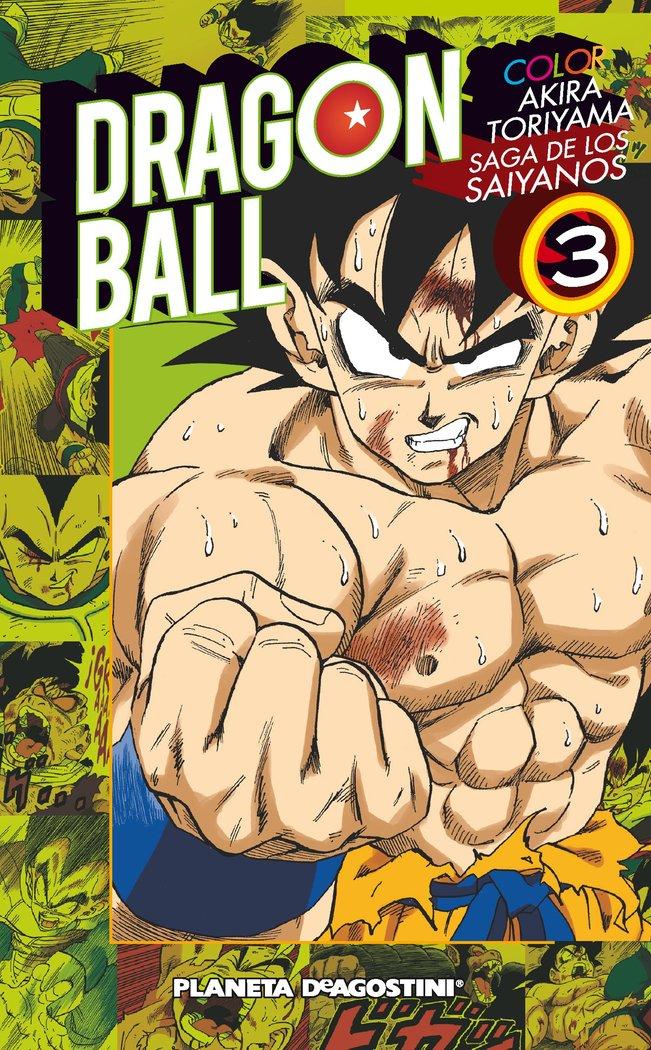 Dragon ball color 3