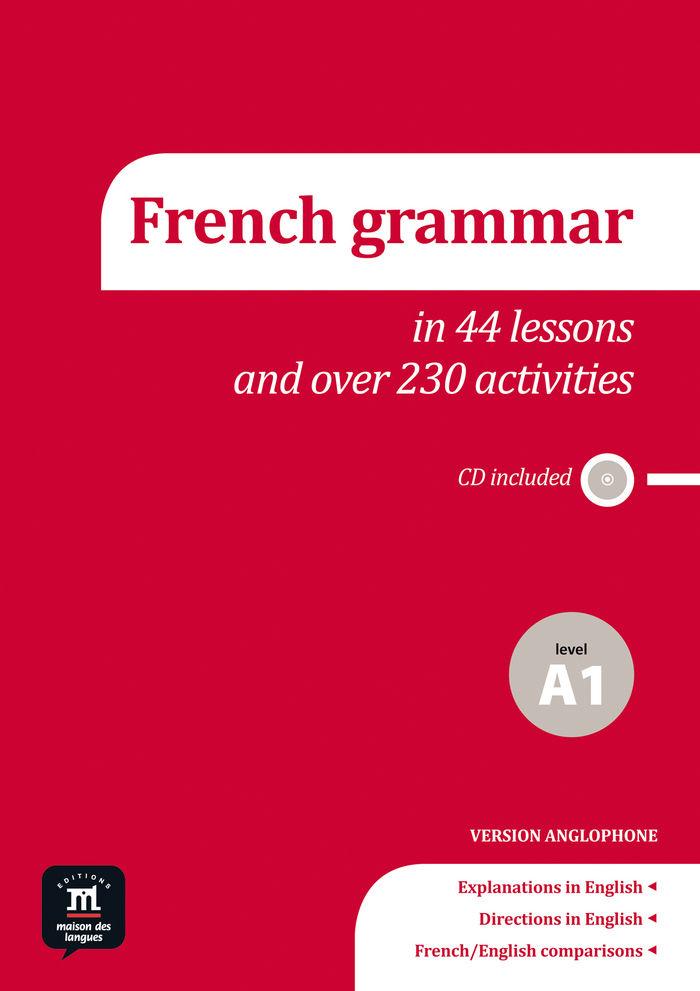 French grammar cd level a1