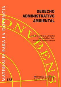 Derecho administrativo ambiental