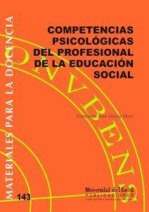 Competencias psicologicas del profesional de la educacion so