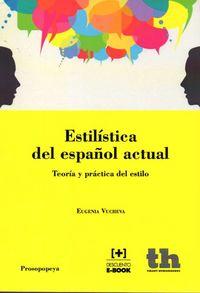 Estilistica del español actual