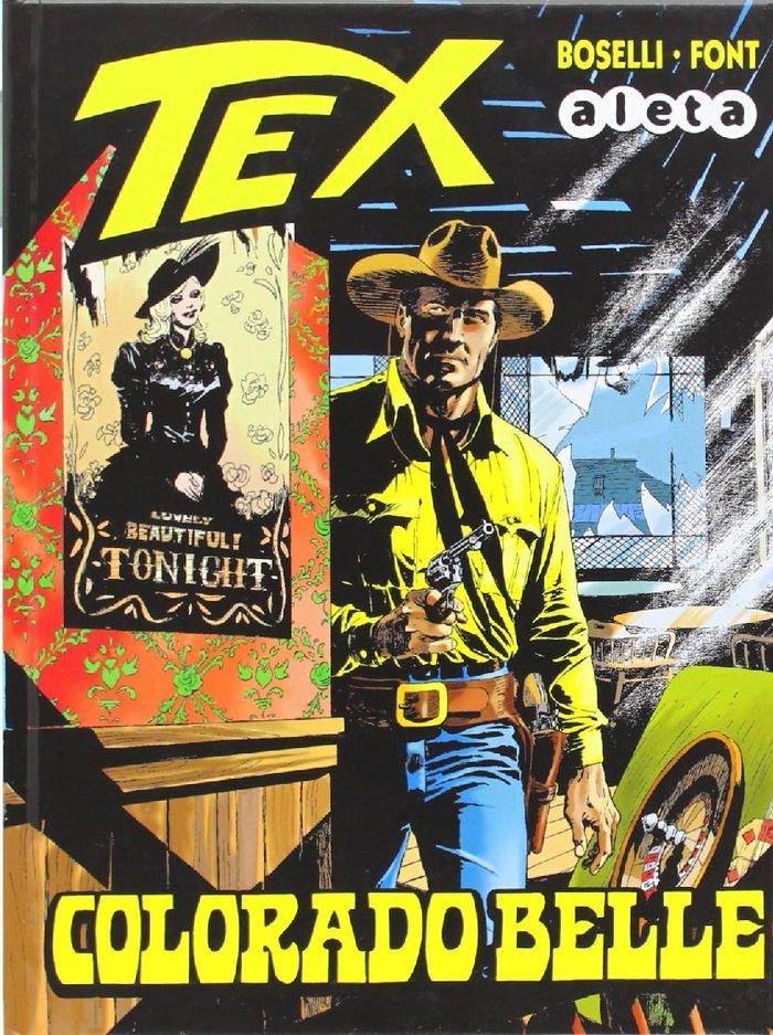 Tex 12 colorado belle