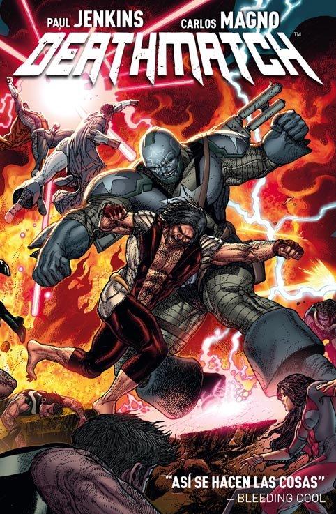 Deathmatch 1 matar en nombre