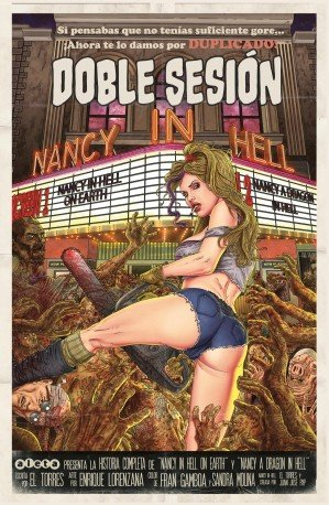 Nancy in hell sesion doble