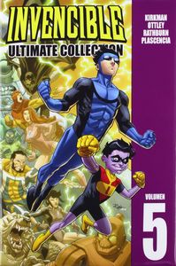 Invencible ultimate collection vol 5