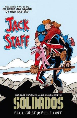 Jack staff 2 soldados