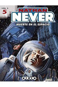 Nathan never vol 3 5 muerte en el espacio
