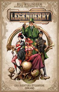 Legenderry una aventura steampunk