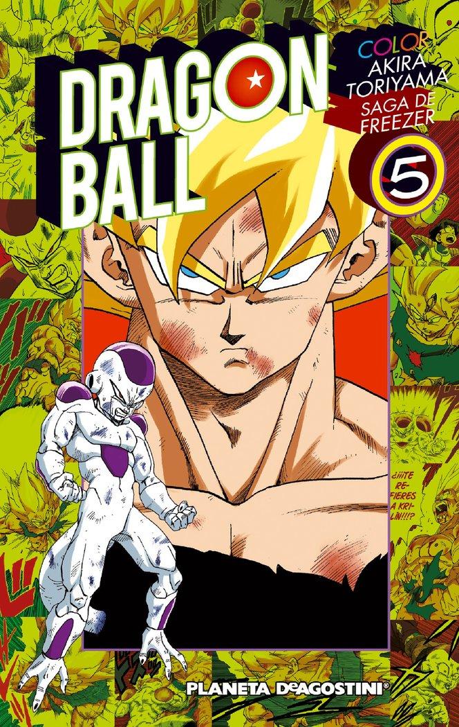 Dragon ball freezer 5