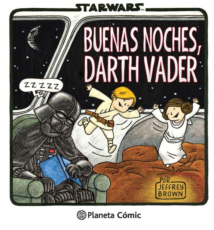 Star wars buenas noches darth vader