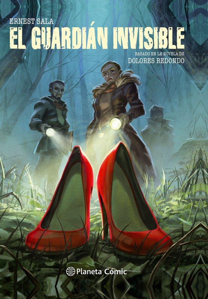 Trilogia del baztan i guardian invisible novela grafica