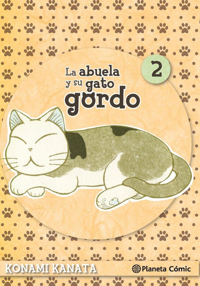 Abuela y su gato gordo 2