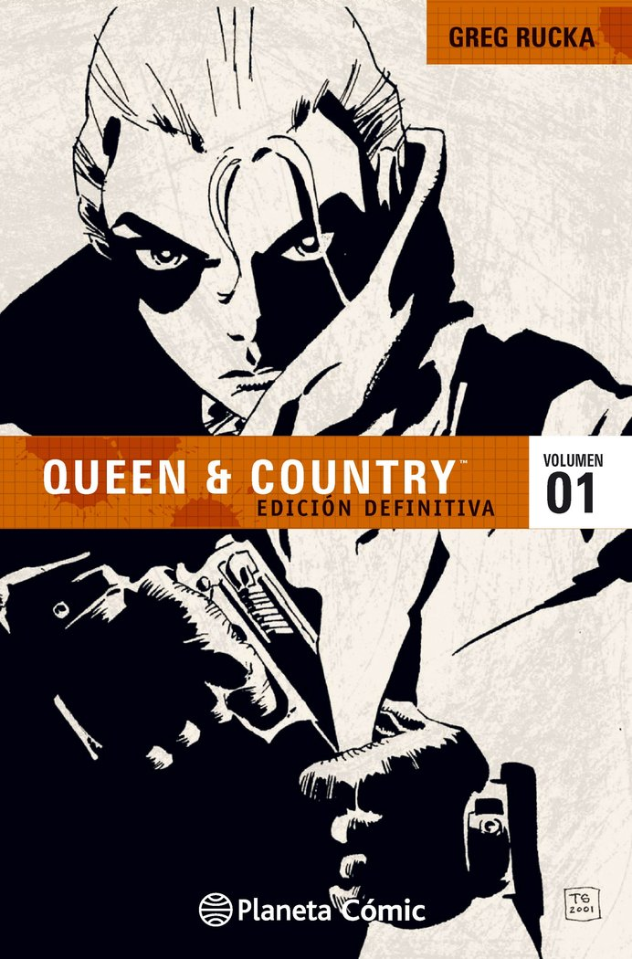 Queen and country 1