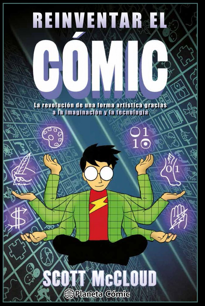 Reinventar el comic