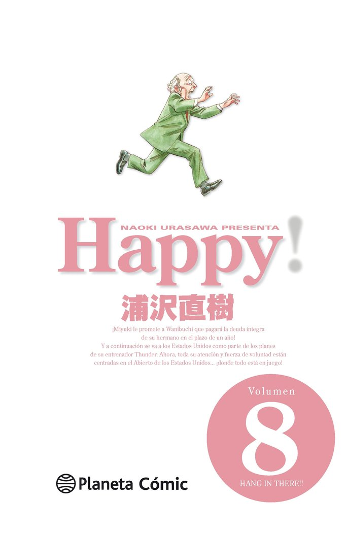 Happy 8
