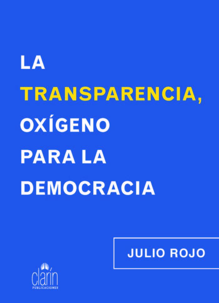 Transparencia oxigeno para la democrac