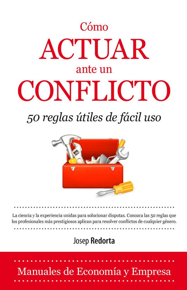 Como actuar ante un conflicto