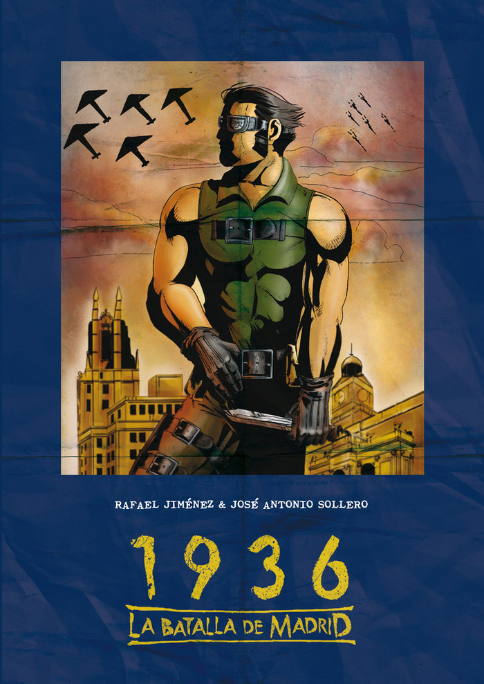 1936 batalla de madrid,la