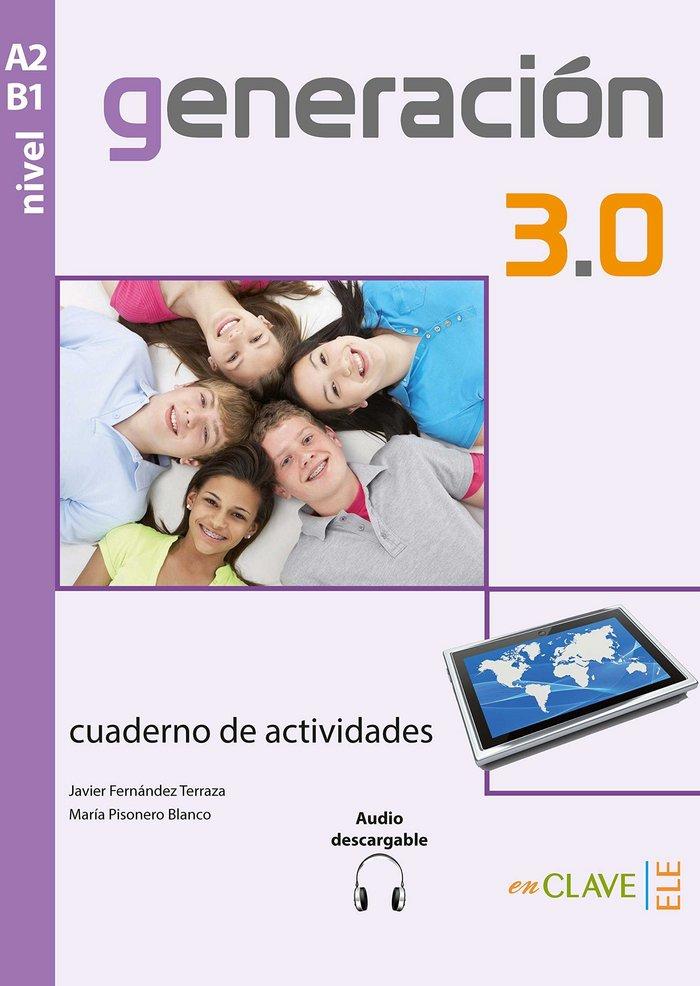 Generacion 3.0 a2-b1 ejer+@