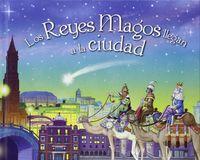 Reyes magos llegan a tu ciudad incluye carta para los reyes
