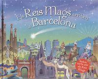 Reyes magos llegan a barcelona,los