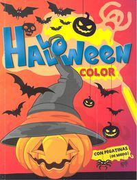 Super halloween colorea