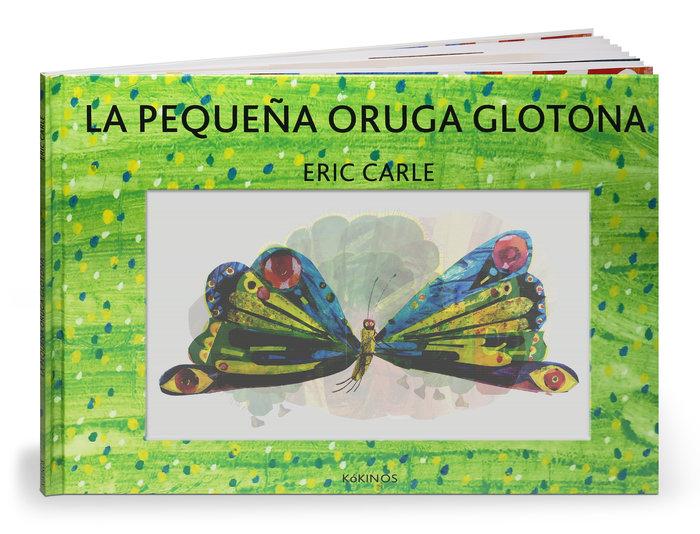 Pequeña oruga glotona,la edicion especial