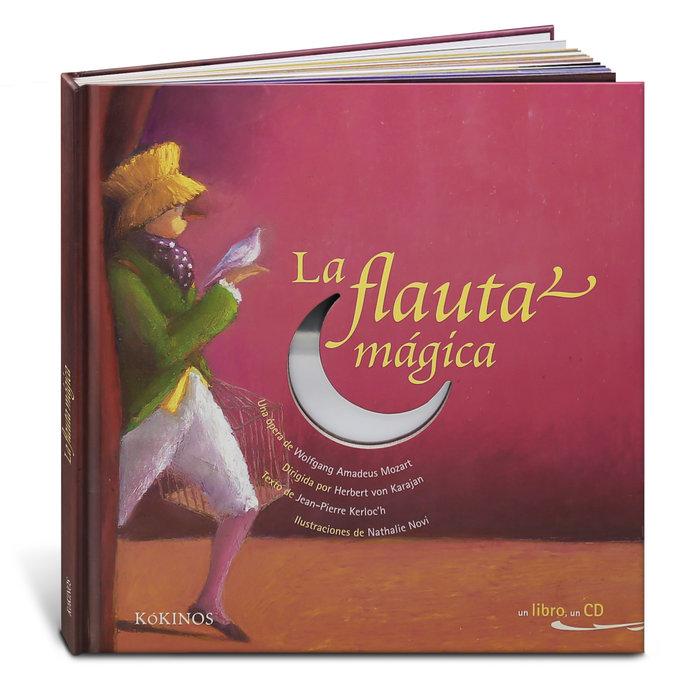 Flauta magica,la +cd
