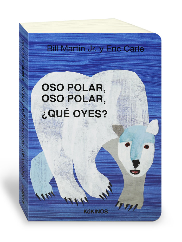 Oso polar oso polar que oyes