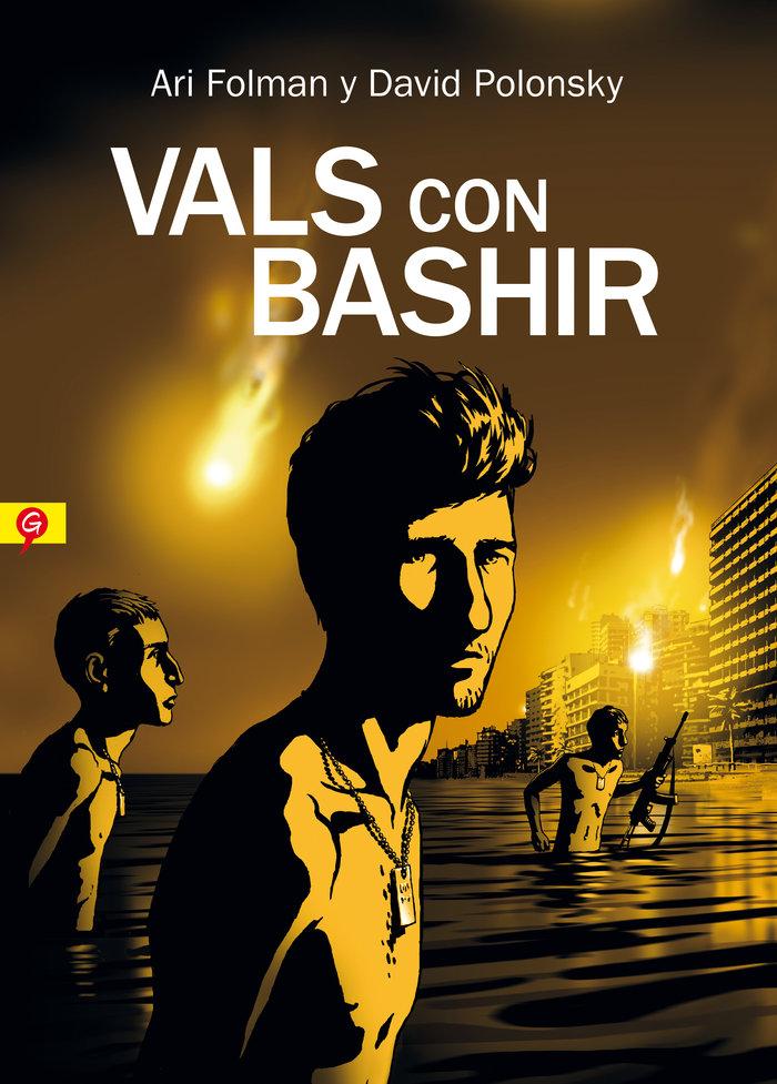 Vals con bashir novela grafica