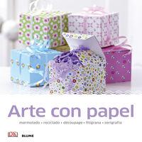 Manualidades sencillas. arte con papel