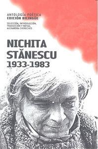 Nichita stanescu 1933-1983 antologia poetica (edicion bili