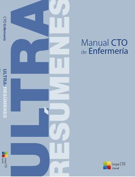 Ultra resumenes manual cto de enfermeria 2014